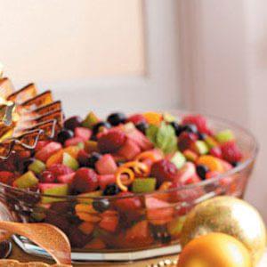 Festive Cranberry Fruit Salad