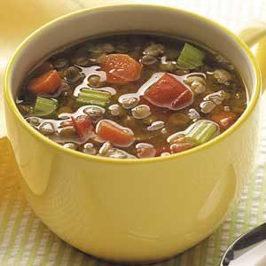 Tasty Lentil Soup