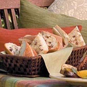 Bacon Garlic Bread