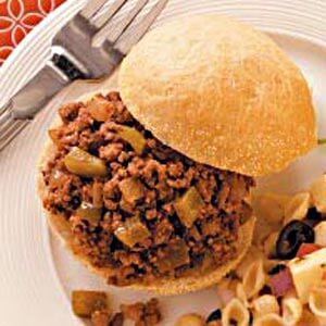 Ozarks Sloppy Joes
