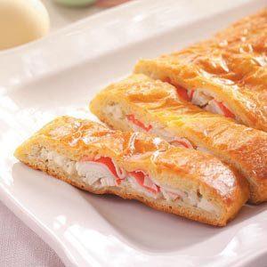 Crab Crescent Loaf