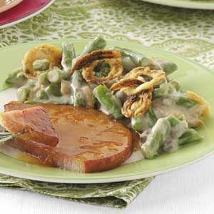 Green Bean Mini Casserole