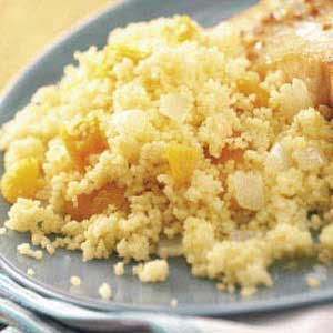 Curried Apricot Couscous