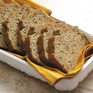 Makeover Pineapple Zucchini Bread