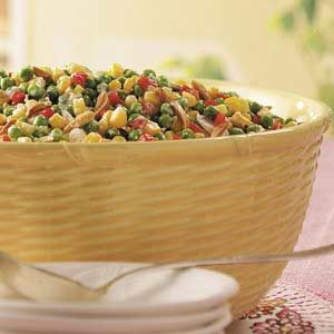 Crunchy Calico Salad