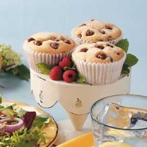 Chocolate Raspberry Tea Cakes