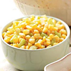 Corn 'n' Celery Saute