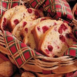 Cranberry Nut Bread