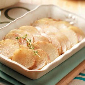 Potatoes au Jus