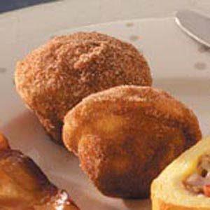 Cinnamon-Sugar Mini Muffins
