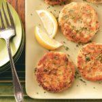 Tuna Zucchini Cakes