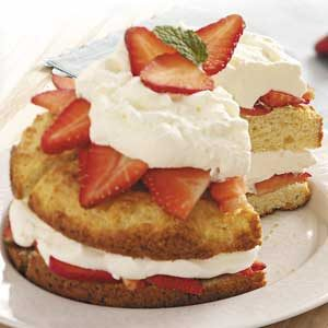 Best Strawberry Shortcake