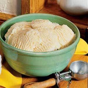 Homemade Frozen Custard