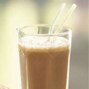 Banana and Chocolate Smoothie