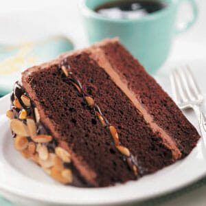 Special-Occasion Chocolate Cake
