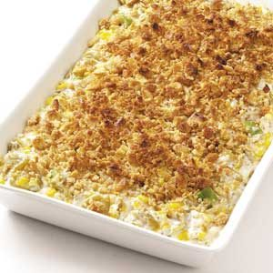 Makeover Corn 'n' Green Bean Bake