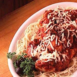 Homemade Italian Chicken