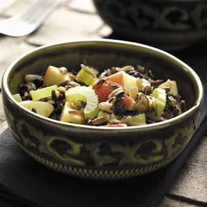 Contest-Winning Wild Rice Apple Salad