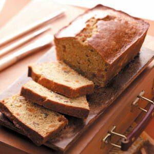 Peachy Pecan Bread