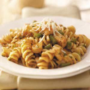 Chicken Pasta Dinner Recipe Taste Of Home