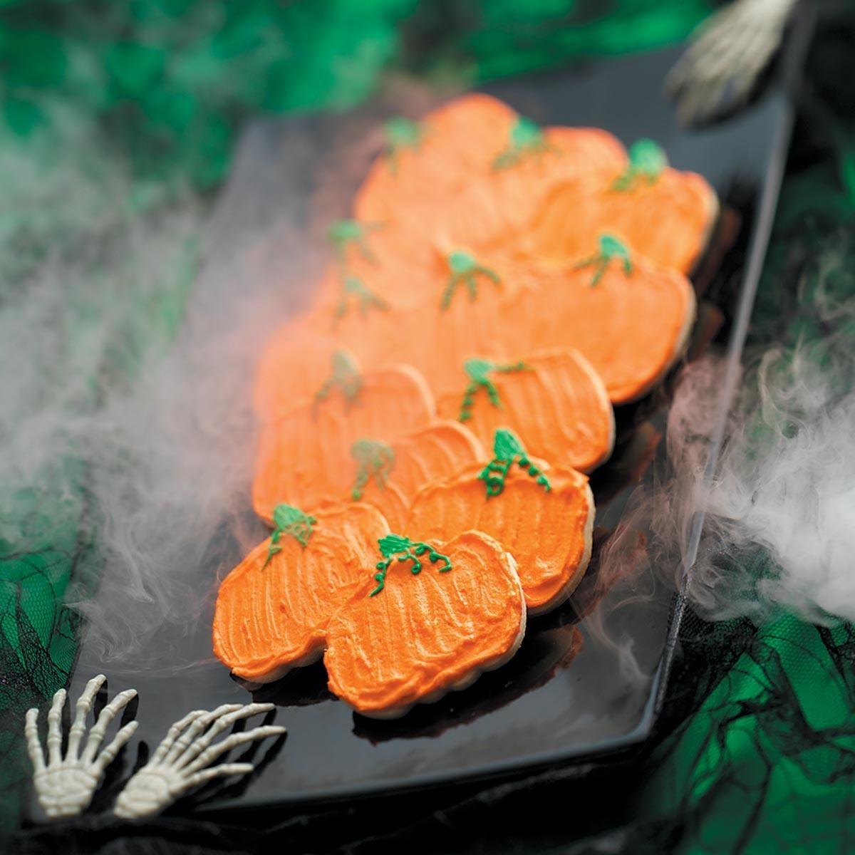 Pumpkin-Shaped Rollouts