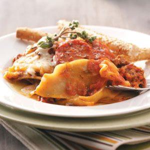 Sausage Pasta Casserole