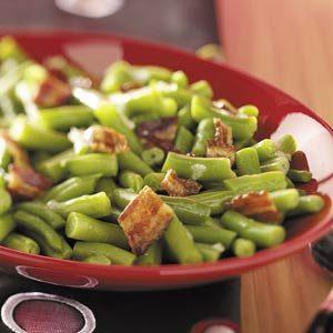 Green beans in beer sauce recipe taste of home green beans in beer sauce forumfinder Gallery