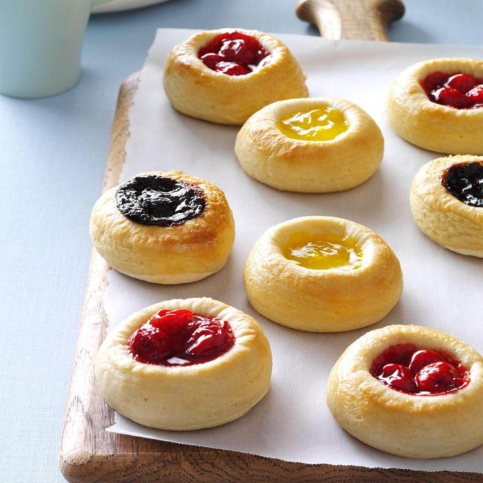 Inspired by Frances's Kolaches