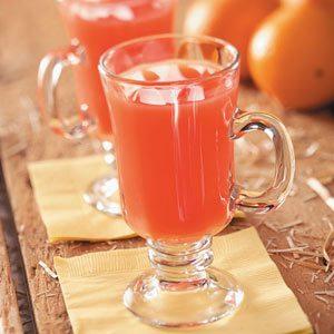 Cinnamon Orange Cider