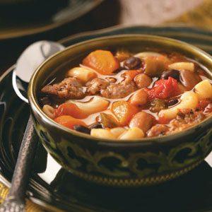 Zesty Italian Soup