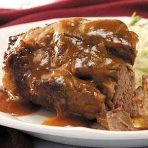 Homemade Italian Pot Roast