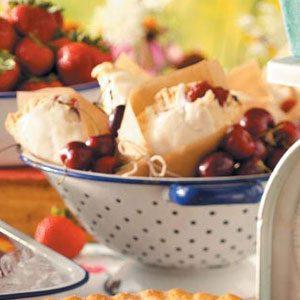 Cherry Turnovers