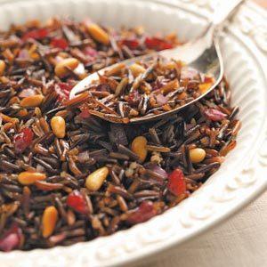 Cranberry Wild Rice