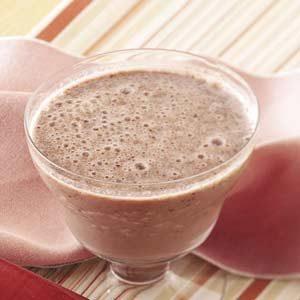 Chocolate Cherry Smoothies