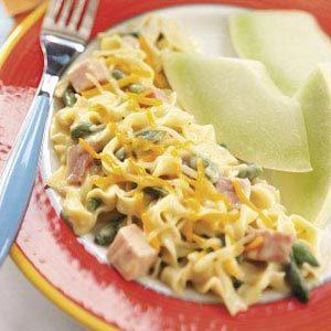 Ham & Cheese Casseroles