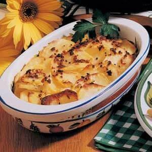 Oven-Crisped Potatoes