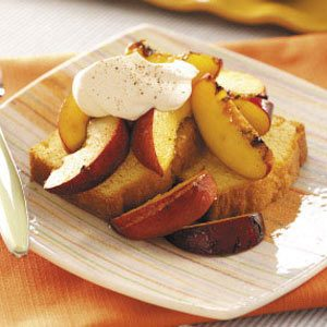 Grilled Summer Fruit Kabobs