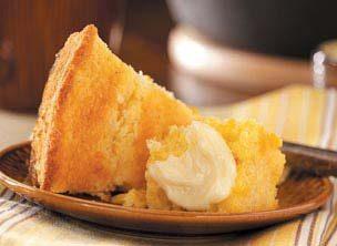 Cheddar Skillet Corn Bread