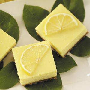 Favorite Lemon Cheesecake Dessert