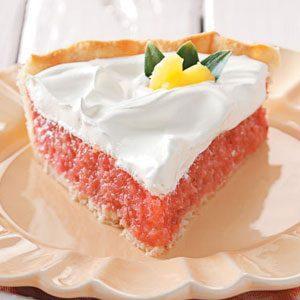 Strawberry Pineapple Pie