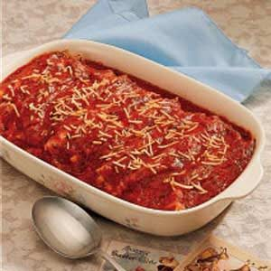 Mother's Manicotti