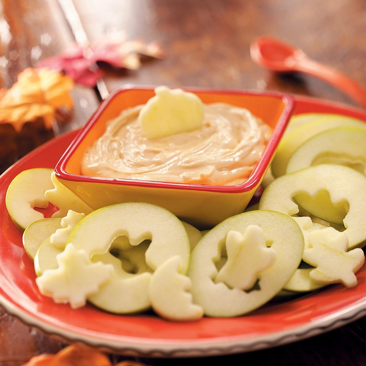 fluffy caramel apple dip recipe taste of home