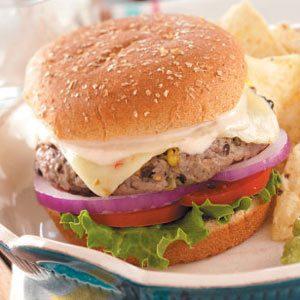 Southwest Burgers