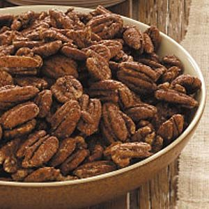 Sugar-Free Spiced Pecans