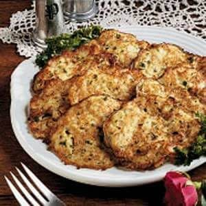 Onion Potato Pancakes