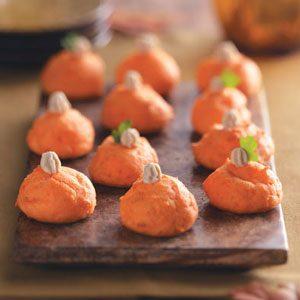 Peter Pumpkin Cheese Puffs