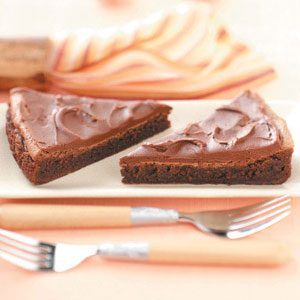 Makeover Fudge Cake