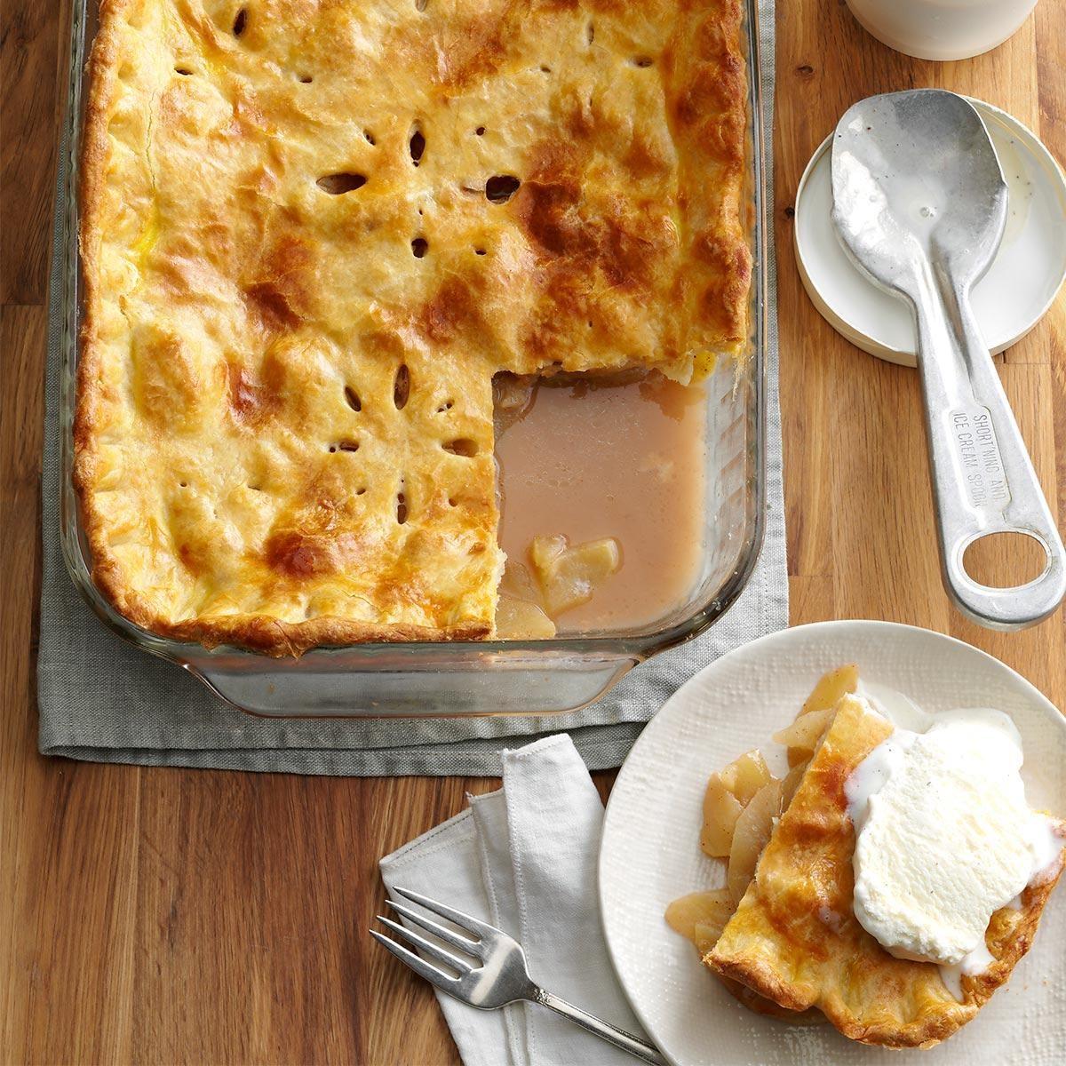Deep Dish Apple Pie Recipe Taste Of Home