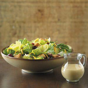 Makeover Chicken Romaine Salad
