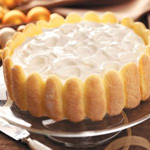 White Chocolate Dream Torte